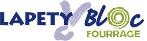 logo LAPETY BLOC fourrage choisi